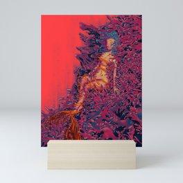 drowning Mini Art Print