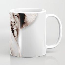 Barack Obama Smoking weed Coffee Mug