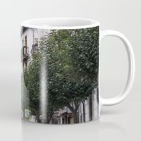 architecture Mugs featuring architecture by LaiaDivolsPhotography