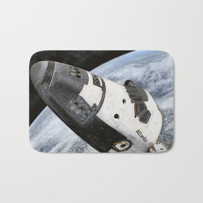 Atlantis Bath Mat