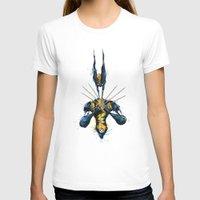 x men T-shirts featuring X-Men by Nicola Girello