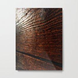 Got Wood? Metal Print