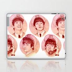 The Fab Four II Laptop & iPad Skin