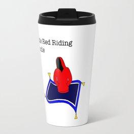 red riding hoodie, magic carpet Travel Mug