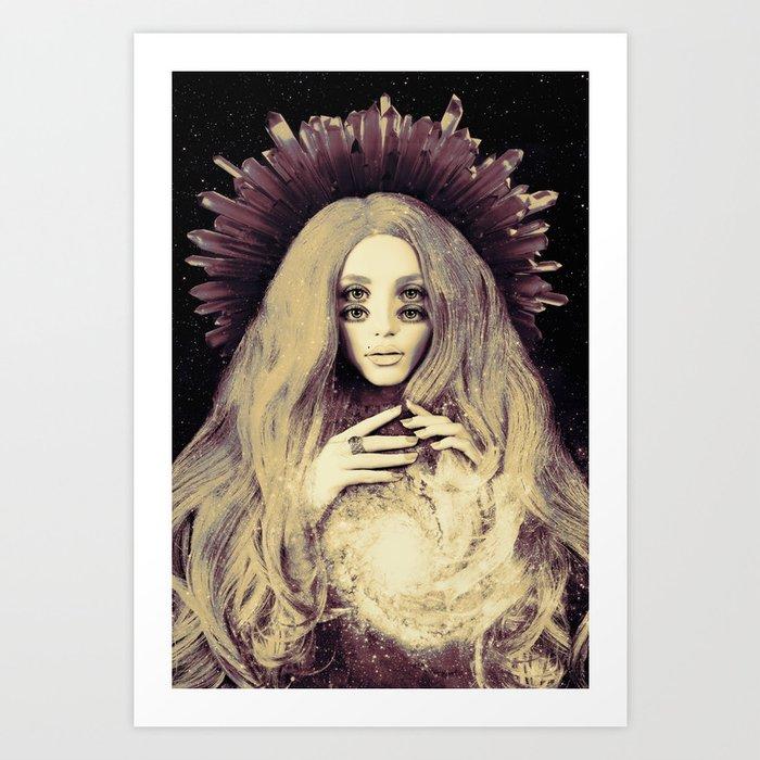 Universal Goddess Art Print