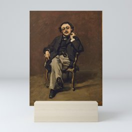 Claude Monet - Dr. Leclenché (1864) Mini Art Print