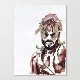 Jeffrey 2 Canvas Print