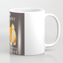 Bubble butt Coffee Mug