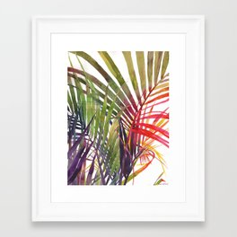 The Jungle vol 3 Framed Art Print
