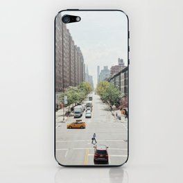 Streets of New York iPhone Skin