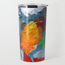 The Artist's Palette Travel Mug