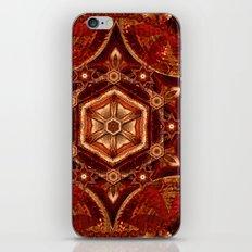 Meditation in Copper iPhone & iPod Skin