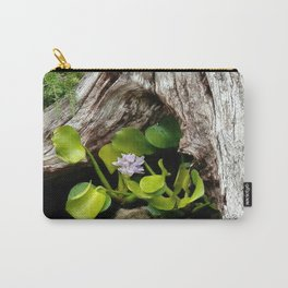 Woodland Flowers Carry-All Pouch