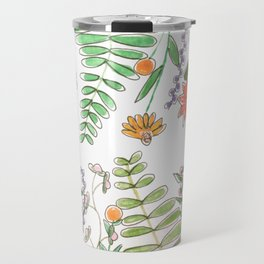 Garden Botanticals Travel Mug