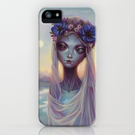 Dreams of Other Worlds iPhone Case