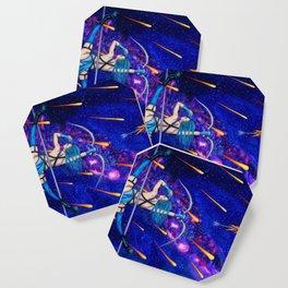 Pole Stars - SAGITTARIUS Coaster