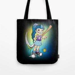 ZombieGirl Tote Bag