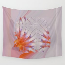 Extemporise Reality Flowers  ID:16165-061204-96700 Wall Tapestry