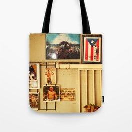 puertorican pride Tote Bag