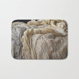 Lace Bath Mat