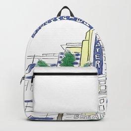 Breakwater Hotel Backpack