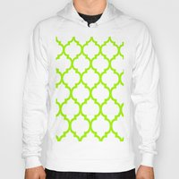 moroccan Hoodies featuring Moroccan #5 by Saundra Myles