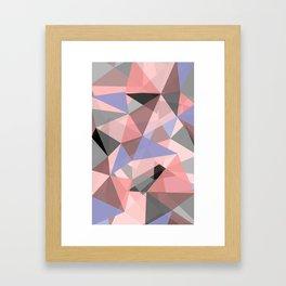 Geometric 1.8 Framed Art Print