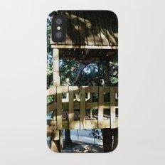 Tree house @ Aguadilla 3 iPhone X Slim Case