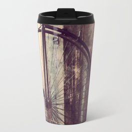 Pieces of the Past Travel Mug