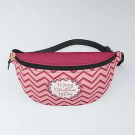 Merry Christmas Bitches, Funny Quote Fanny Pack