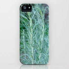 California Sage iPhone Case