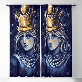 Queen Alice Blackout Curtain