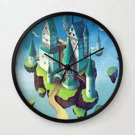 Catle Wall Clock