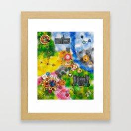 Places Series - Kilkenny Framed Art Print
