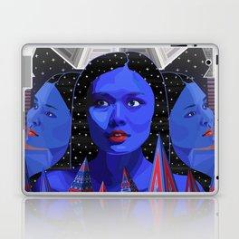 Satellite City Laptop & iPad Skin