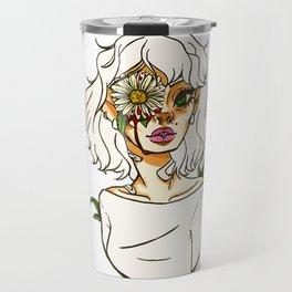 Blooming Beauty Travel Mug