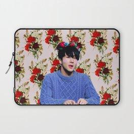 Flower Boy Ravi Laptop Sleeve