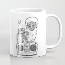 Silent Night ANALOG zine Coffee Mug