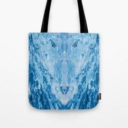 Glacial beast Tote Bag