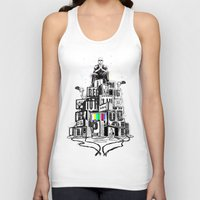 rap Tank Tops featuring Rap God by Reducto