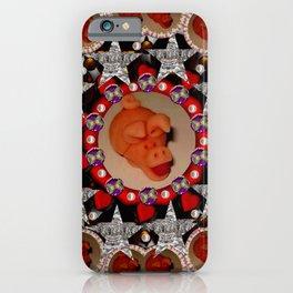 Marzipan Art iPhone Case