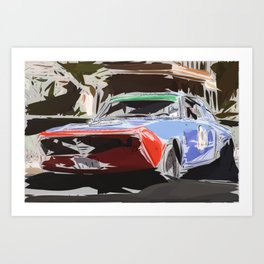 GTV Art Print