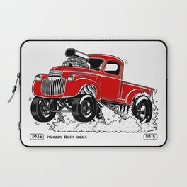 1946 Chevy Pick-up – RED Laptop Sleeve