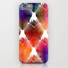Heart Shape Strawberry iPhone 6s Slim Case
