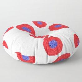 redblue3d Floor Pillow