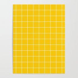 Sunshine Grid Poster