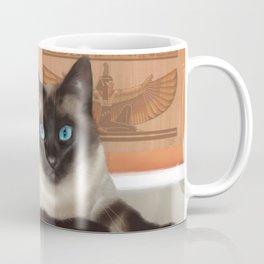 All Cats are Gods Coffee Mug
