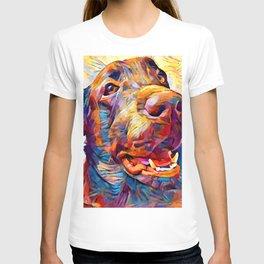 Labrador Retriever 5 T-shirt