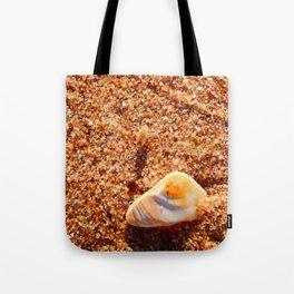 Sand Flea on the Beach Tote Bag