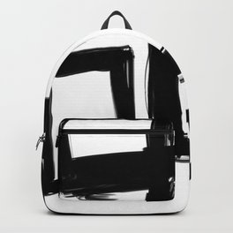 Squares Without a Care Backpack